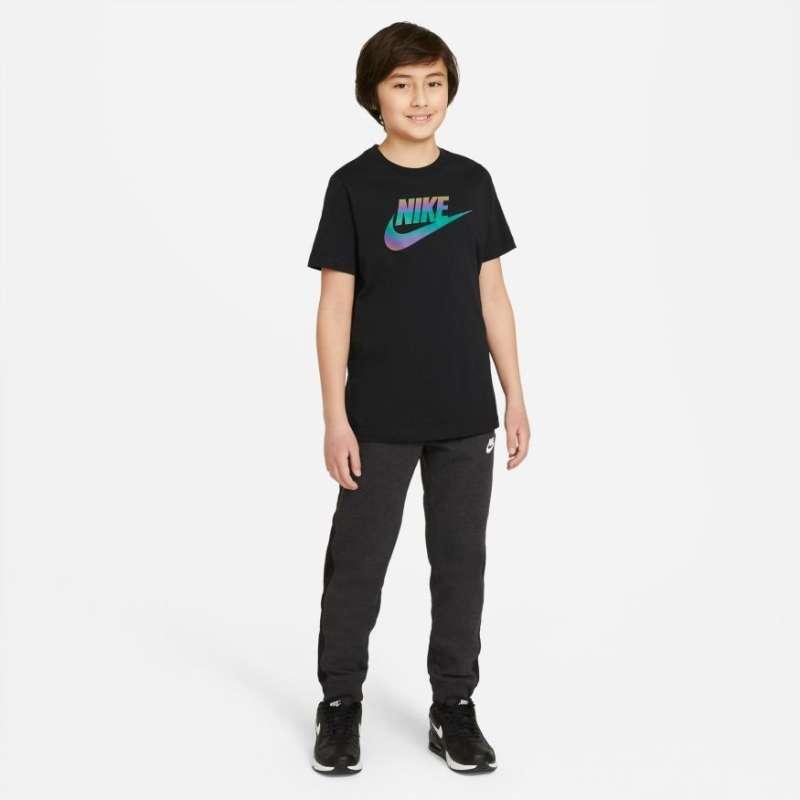 harga NIKE DH6523-010 Sportswear Big Kids Boys T-Shirt Chromatic Futura Blibli.com