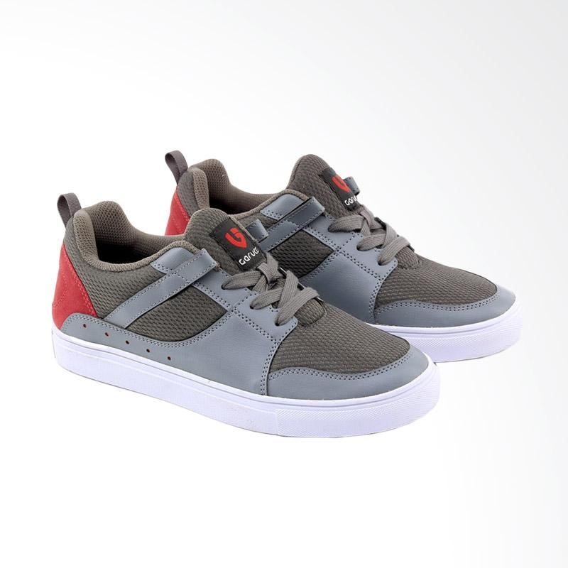 Garucci Sneakers Shoes - Grey TMI 1236