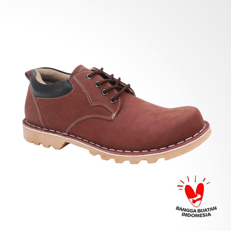 Grutty Sepatu Boots Pria GR 81078