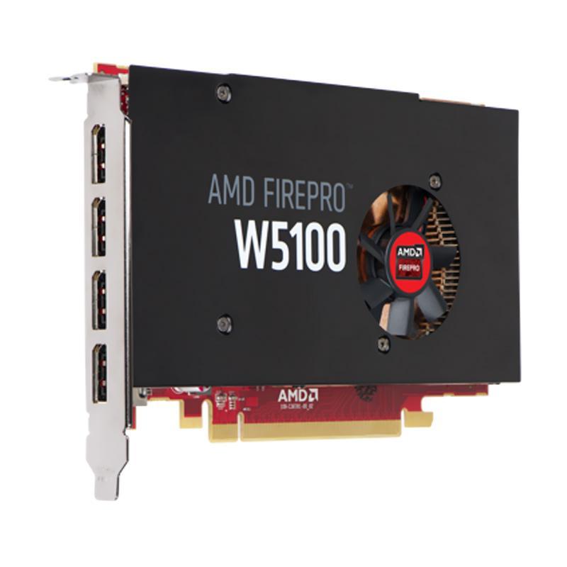 harga AMD FirePro W5100 Graphic Card [4 GB] Blibli.com