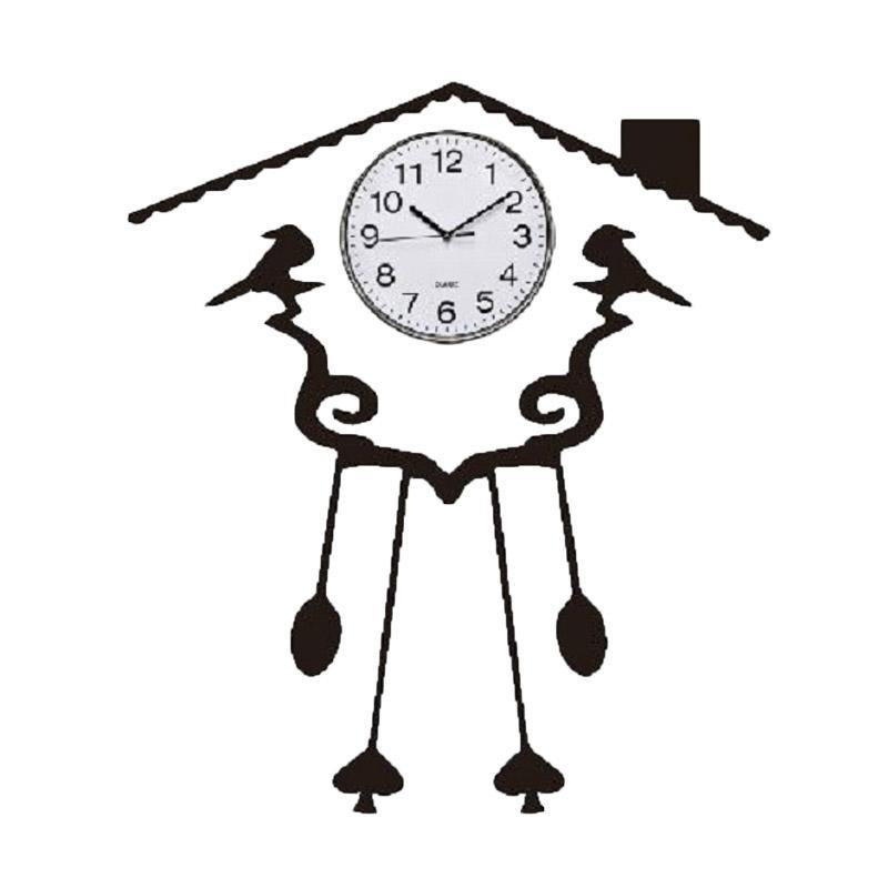 OEM Hiasan Jam Dinding Rumah Burung Dekorasi Dinding