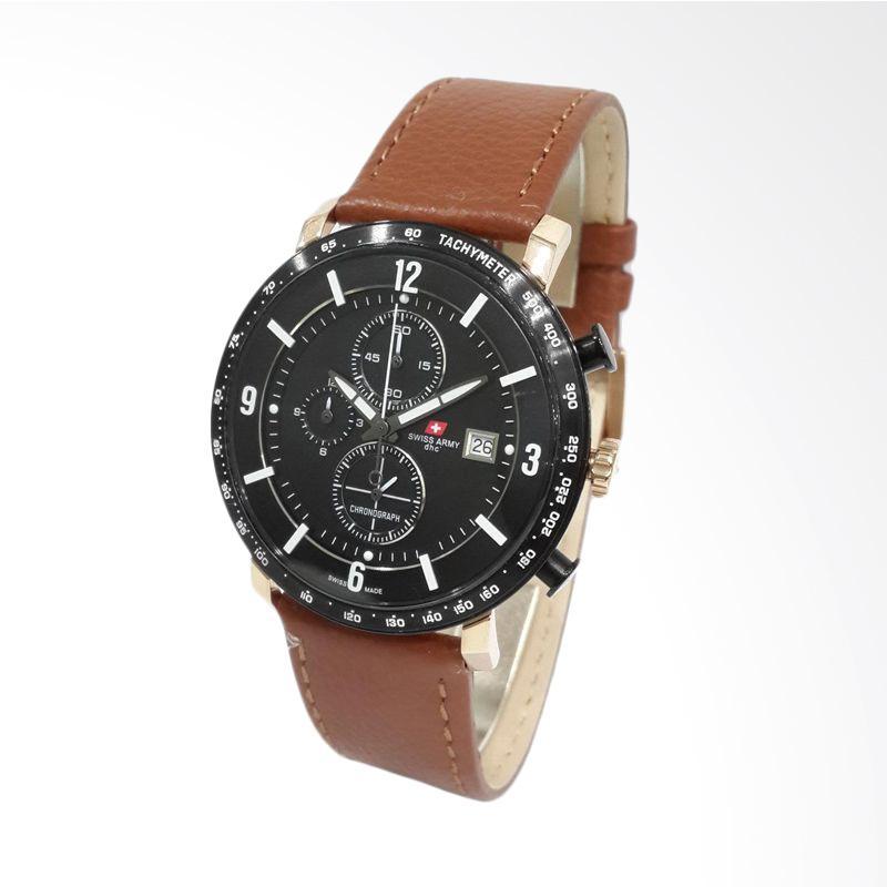 Swiss Army Jam tangan Pria HC-2073MCLRGTBBA