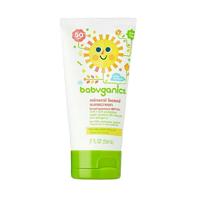 Babyganics Mineral based Sunscreen
