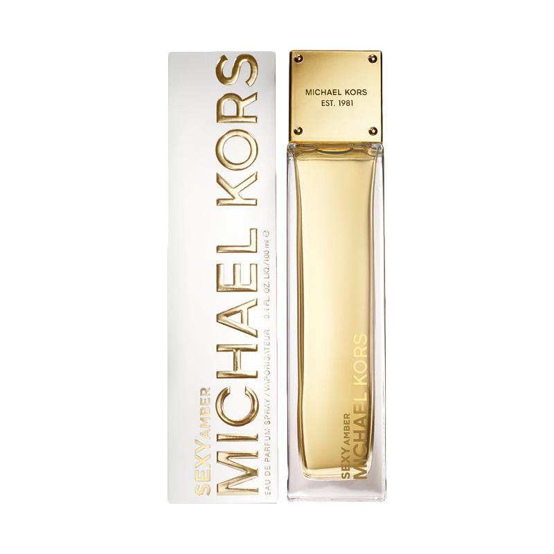 Michael Kors Sexy Amber EDP Parfum Wanita [100 mL]