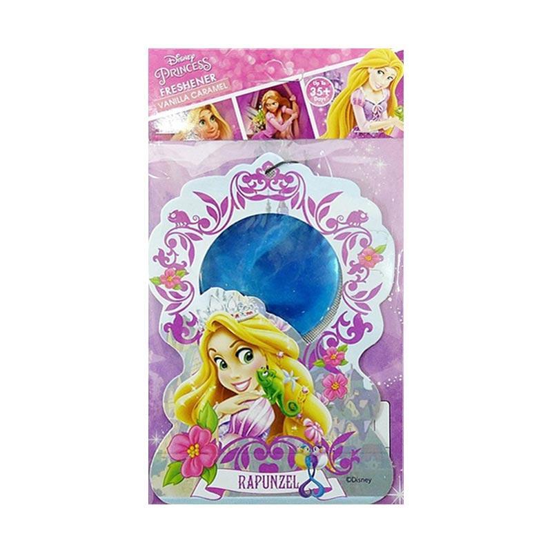 Disney RP01 Princess Rapunzel Vanilla Caramel Hanging Air Freshener Parfum Mobil dan Ruangan