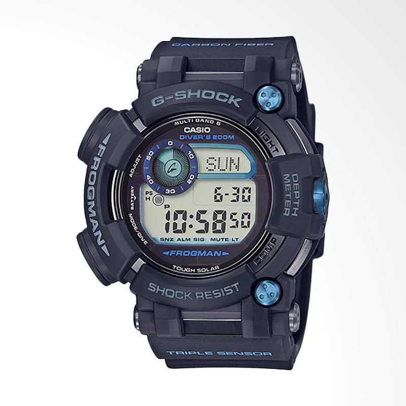 CASIO G-Chock Frogman Jam Tangan Pria - Navy GWF-D1000B-1DR