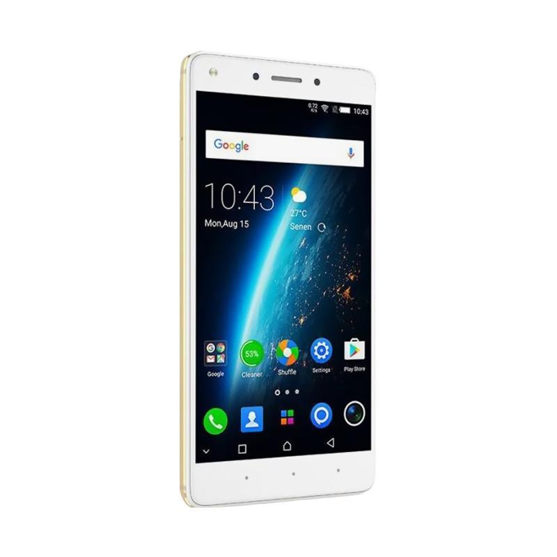 Infinix Zero 4 X602 Smartphone - Gold [32GB/ 4GB]