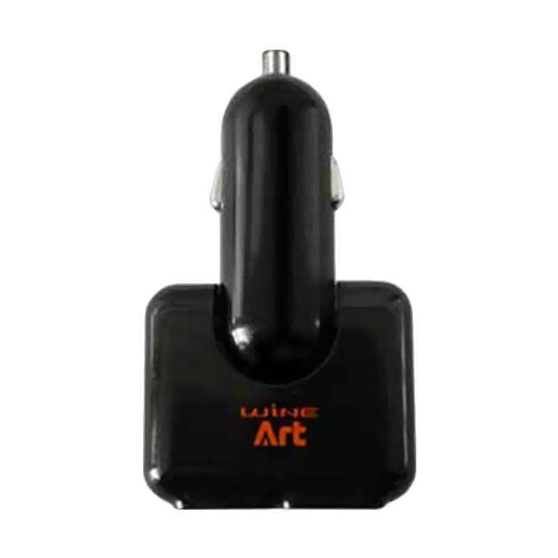 Autoban AW-Z59 Booster USB Twin Car Charger - Black