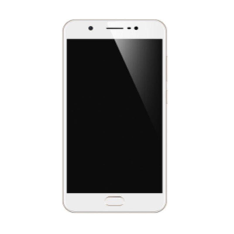 Vivo Y69 Smartphone - Gold [32GB/3GB] Free Headphone + I-Ring