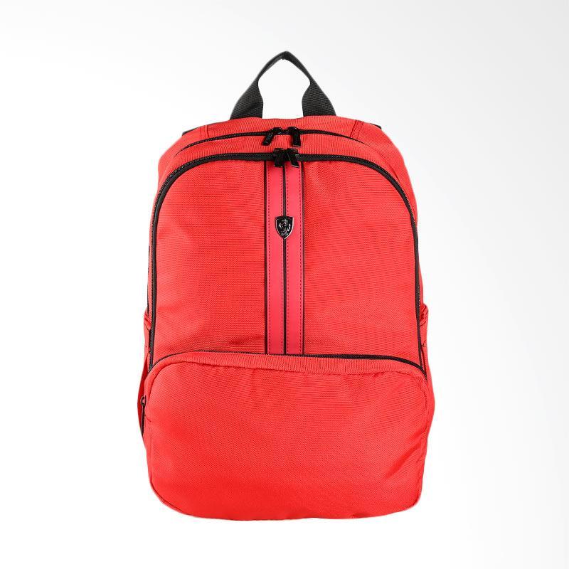 harga Ferrari Urban Backpack Tas Ransel - Red [Large/15 Inch] Blibli.com