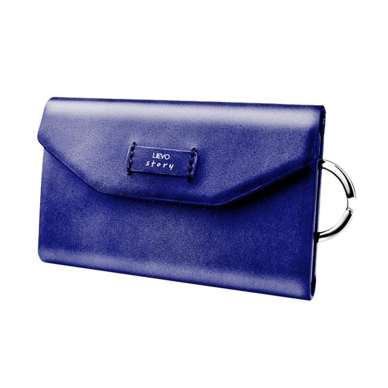 LIEVO Story - Key Holder Wallet - Dark Mineral Blue [ST03-MB]
