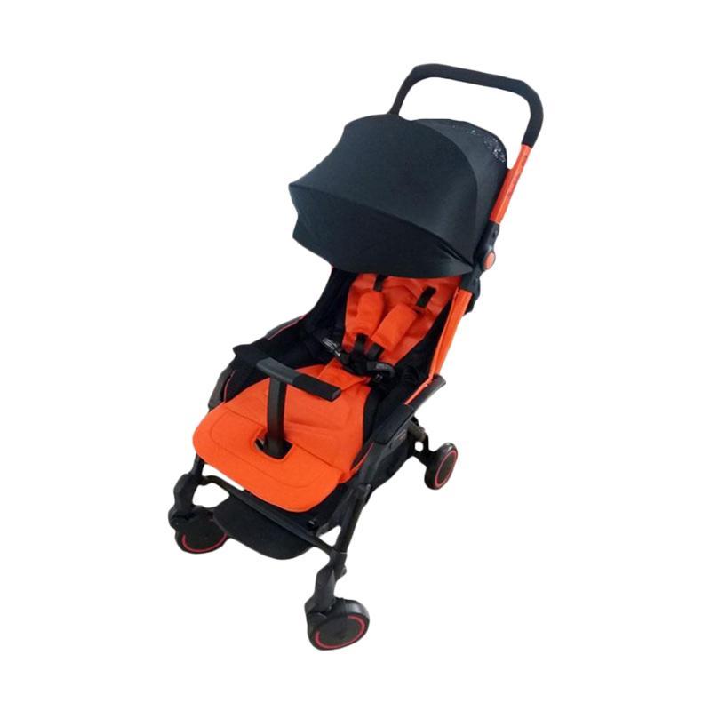 Cocolatte CL N700 Otto Pali Stroller Kereta Dorong Bayi - Red