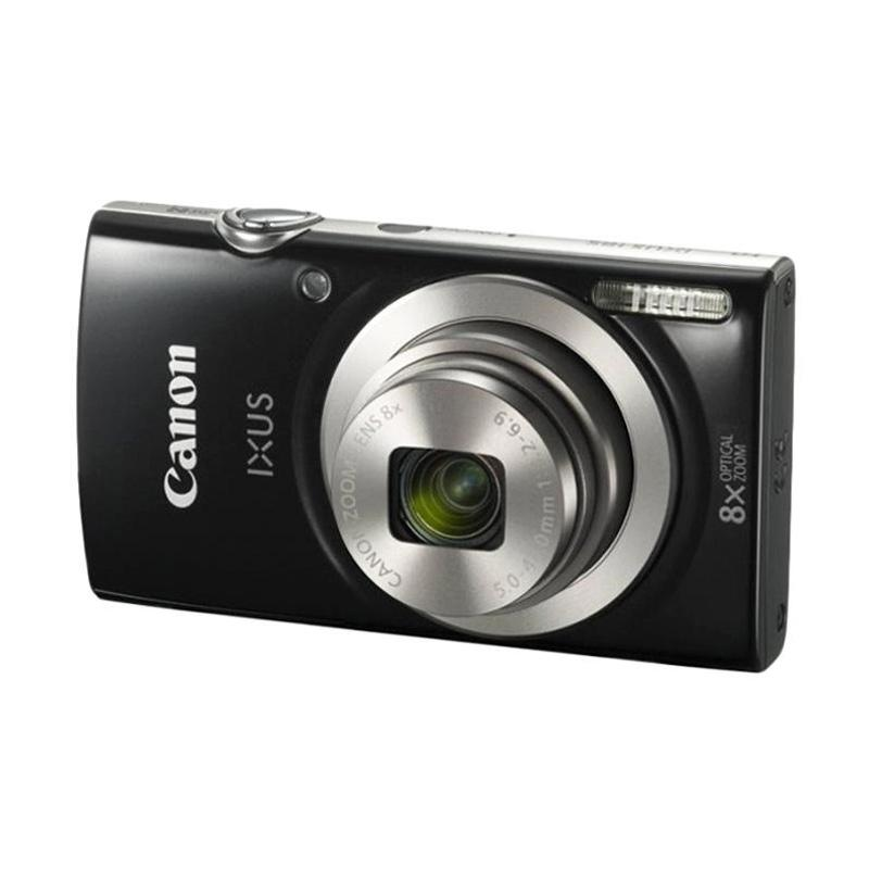 Canon IXUS 185 Kamera Pocket - Black