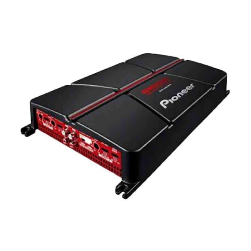 Pioneer GM-A6704 4 Channel Power Amplifier Mobil