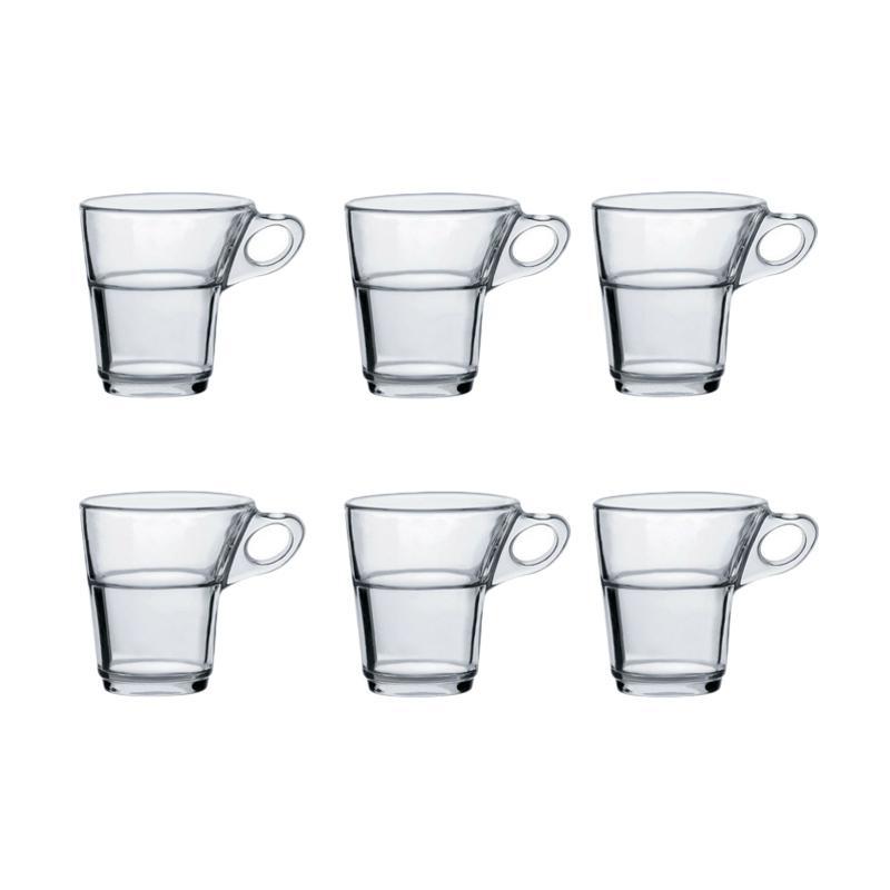 Duralex Caprice Cup Gelas [22 cl/ 220 mL/ 6 pcs]