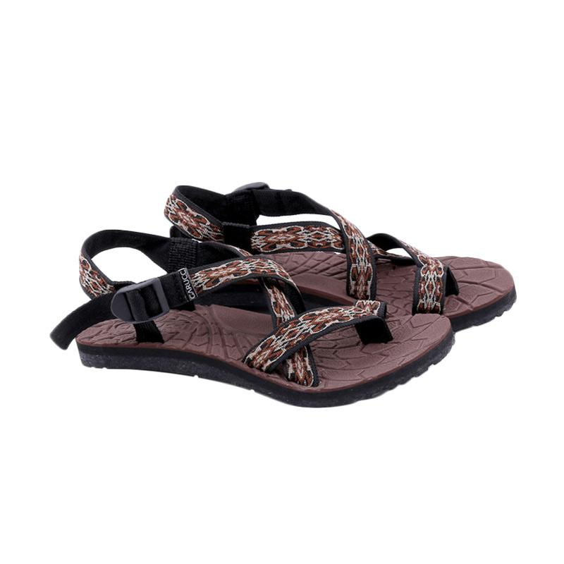 Garucci GSG 9091 Sandal Kasual Anak Laki-Laki - Brown