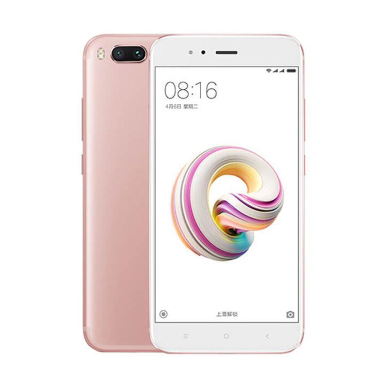 Xiaomi Mi 5x Smartphone - Pink [32GB/ 4GB]