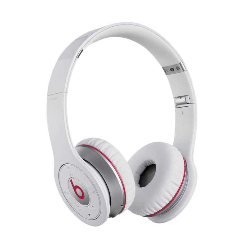 Beats Wireless On-Ear Headphone - White
