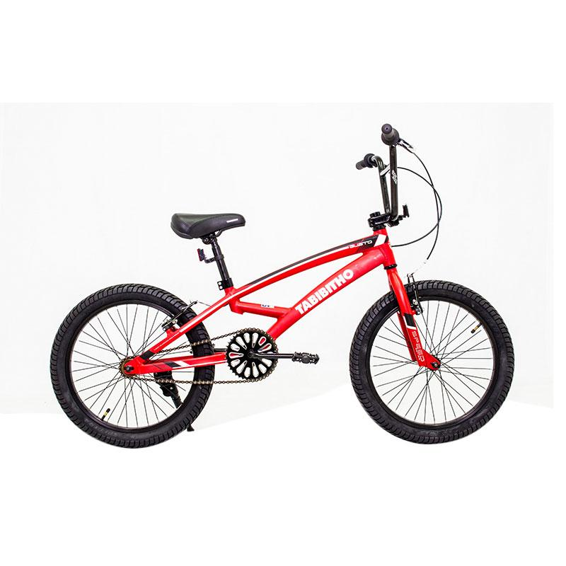 TABIBITHO BMX Gusto - Matt Red [20 Inch]