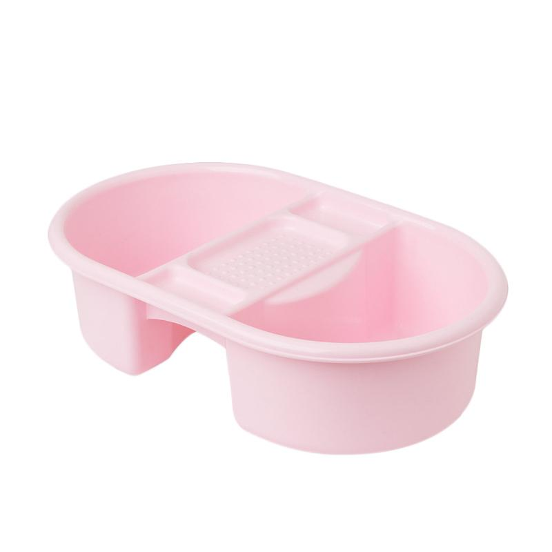 Mothercare 243057 Top n Tail Bowl Bak Mandi Bayi - Pink