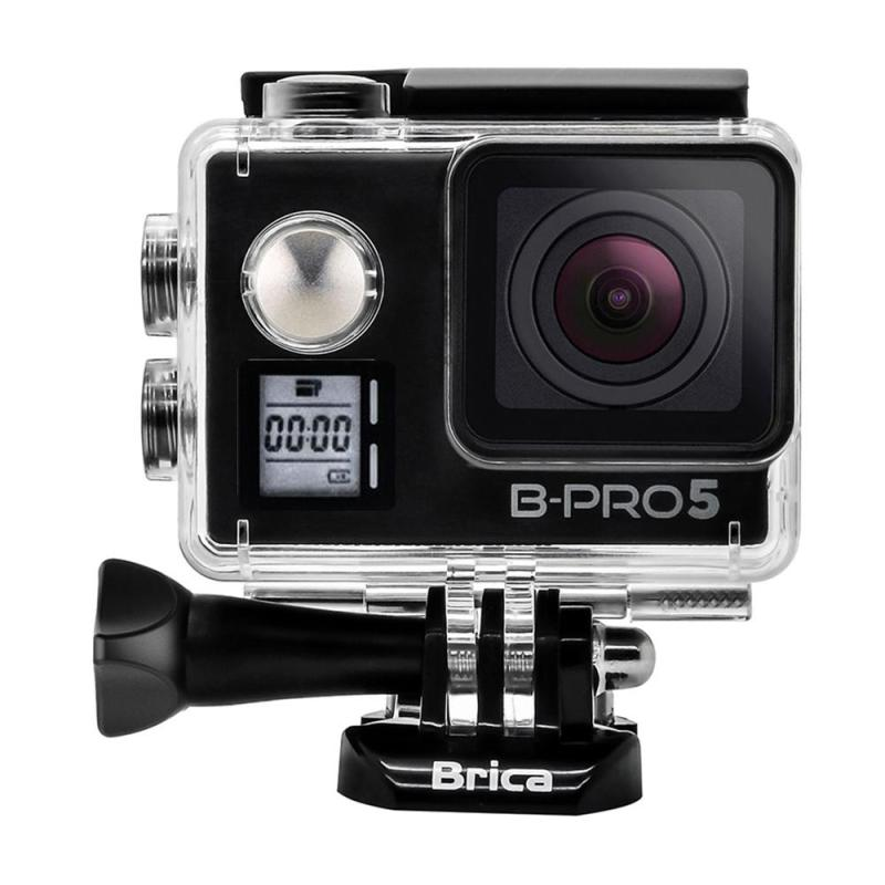 BRICA B-PRO 5 Alpha Edition Mark IIs AE2s Combo Brica Berrisom Action Cam - Hitam