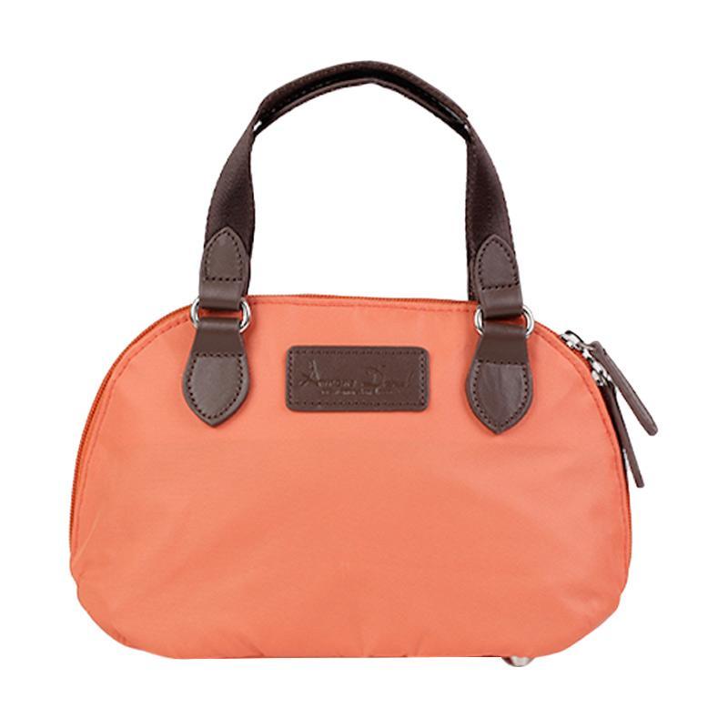 Amore Daniel Voyage - MultiLayer Traveller bag - Orange