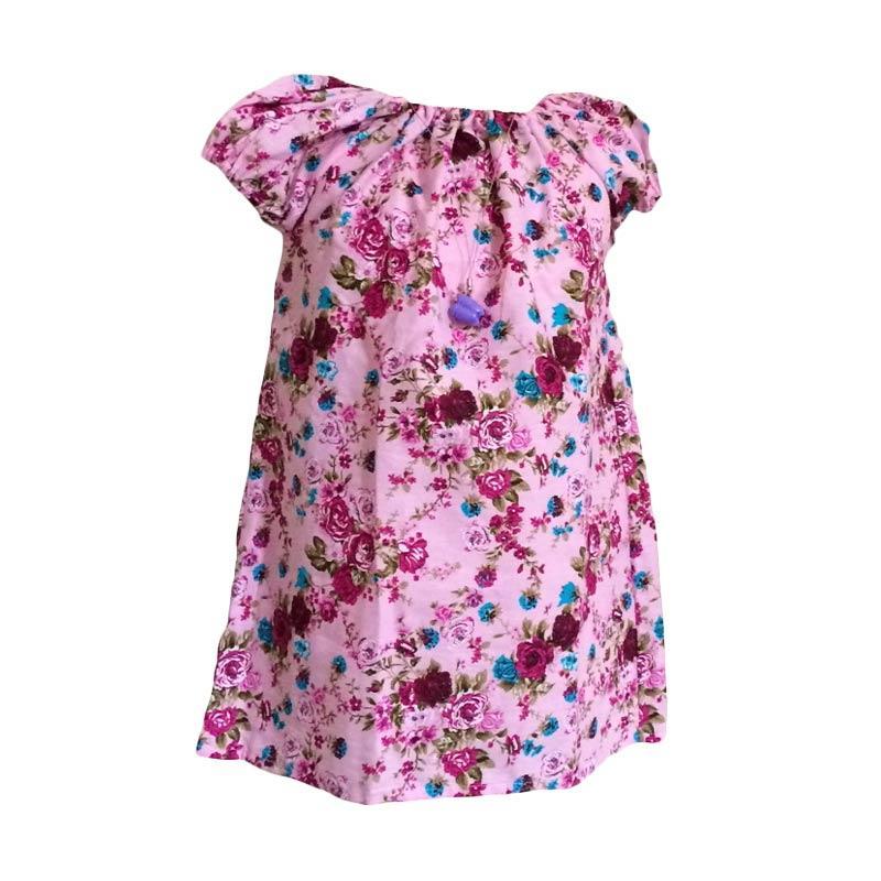 Kirana Kids Wear DR03B Lula Dress Anak