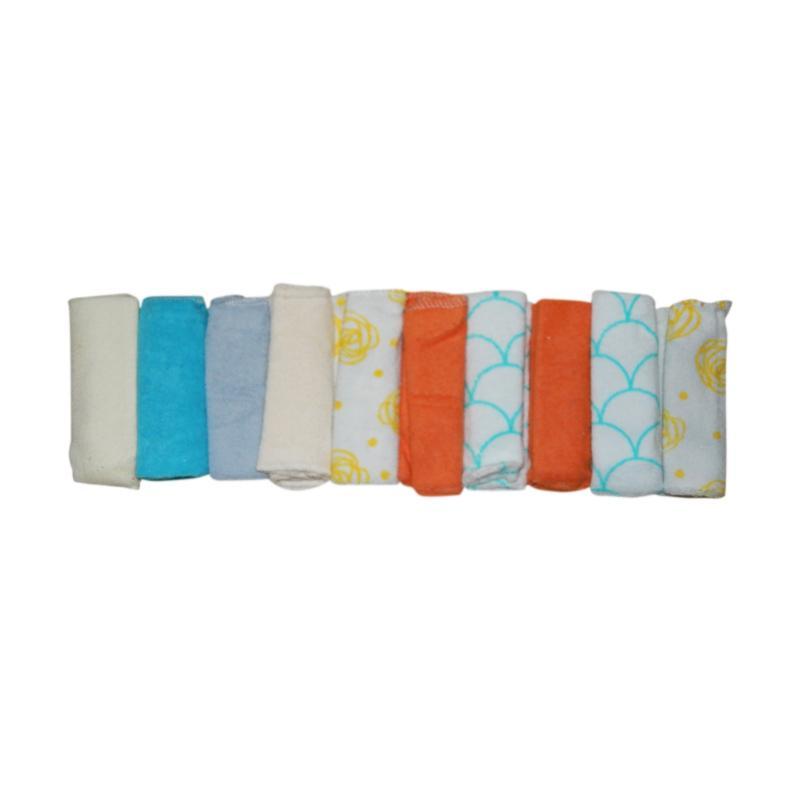 Wonderland Baby Washcloth Sapu Tangan Bayi - Motif A21