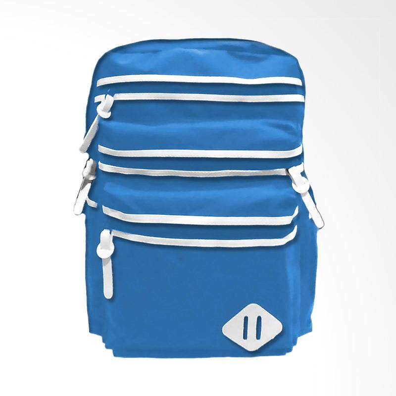Bag & Stuf Oxfordia Casual Tas Ransel - Toska
