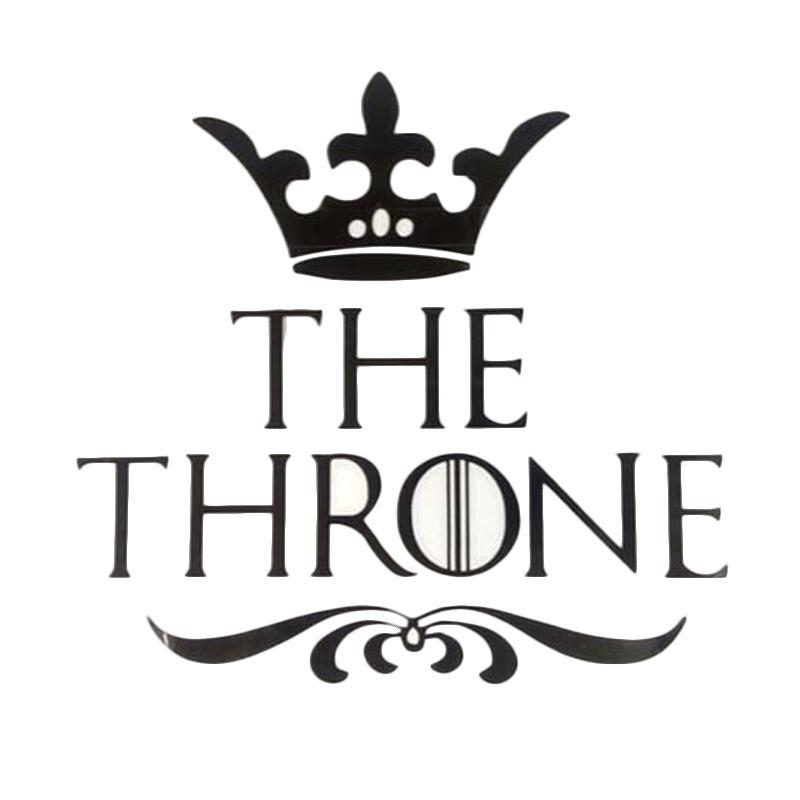 Epinidithouse The Throne Game Decal Decor Closet Toilet Sticker