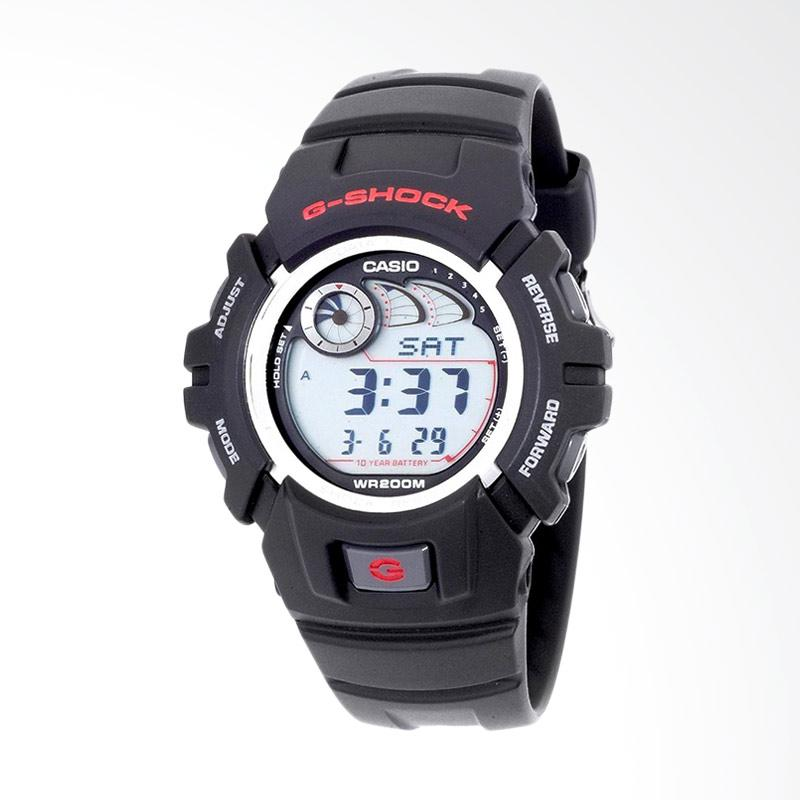 Casio Men's G-Shock Classic 10-Year Battery Watch Jam Tangan Pria G2900F-1V