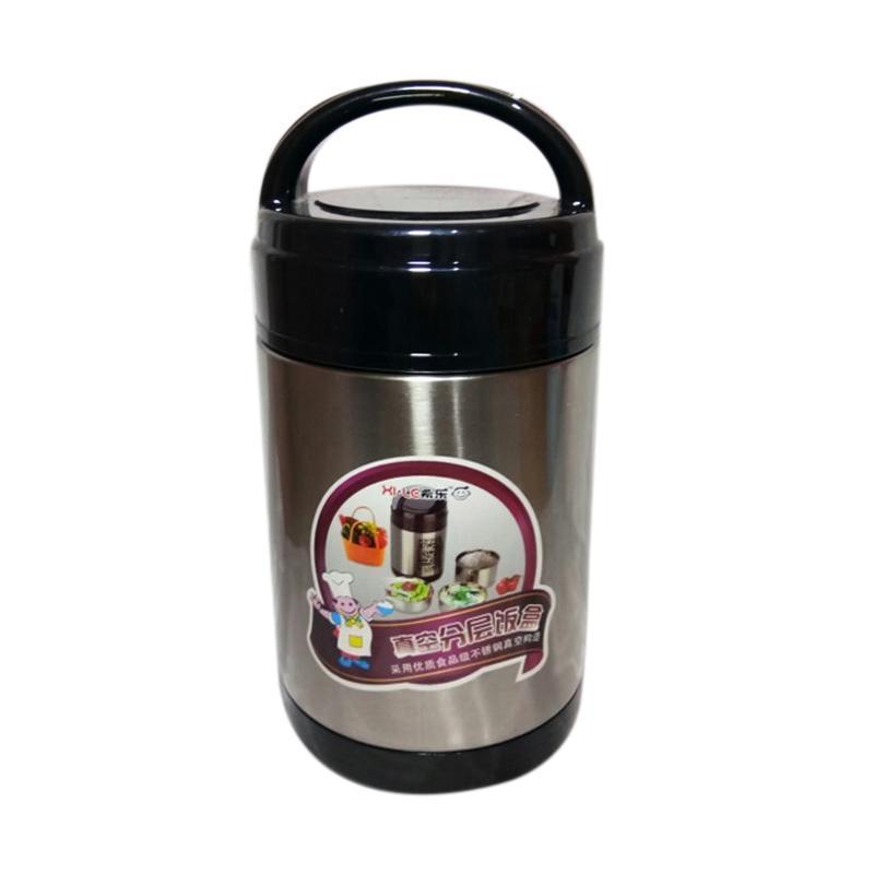 GCC Vacuum Food Jar Container Stainless Steel Rantang Termos