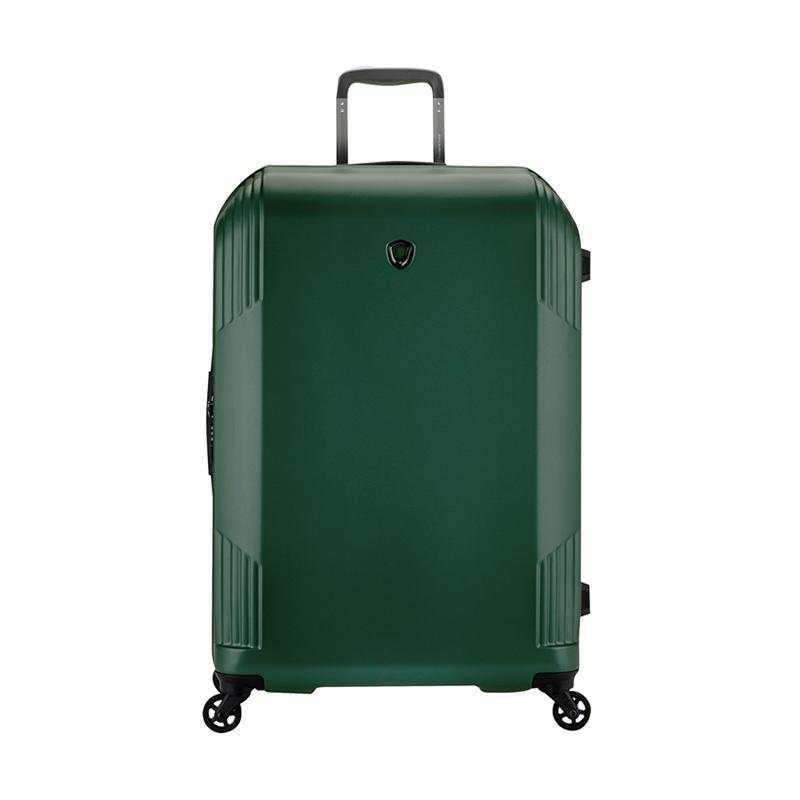 Traveler's Choice Riverside Hardcase Koper - Dark Green [Large/31 Inch]