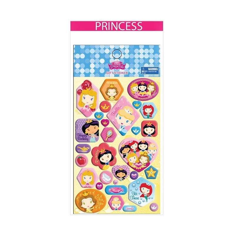 Something Sweet Princess Happy Birthday CAS1015-PR007 Casting Sticker