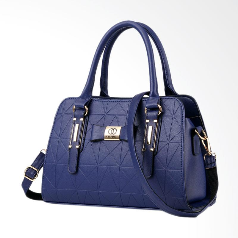 Channel Tas Batam Women Hand Bags - Biru