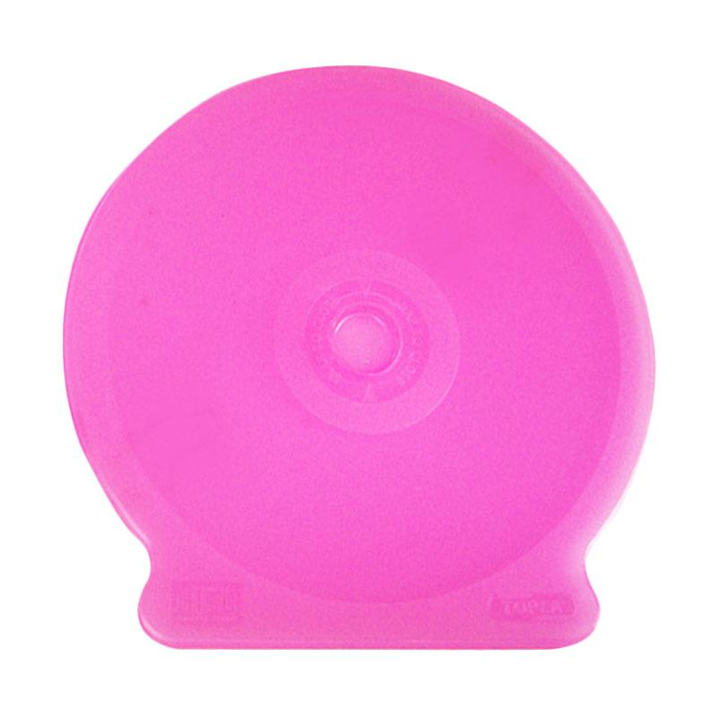 Doctor Oval CD Case - Pink