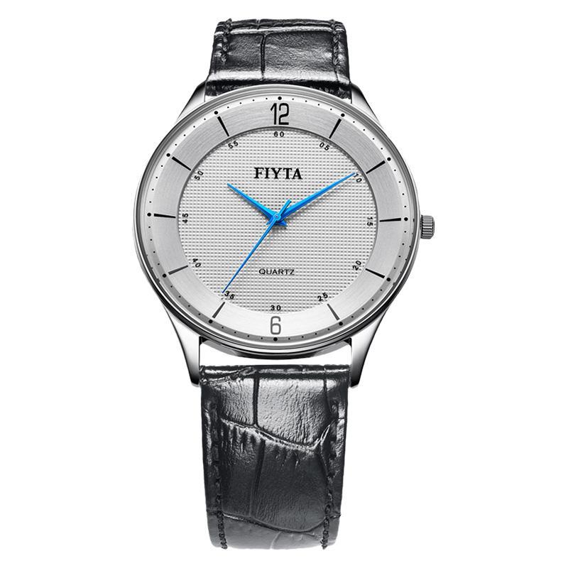 FIYTA Men Joyart Jam Tangan Pria - Grey G800003.WWB