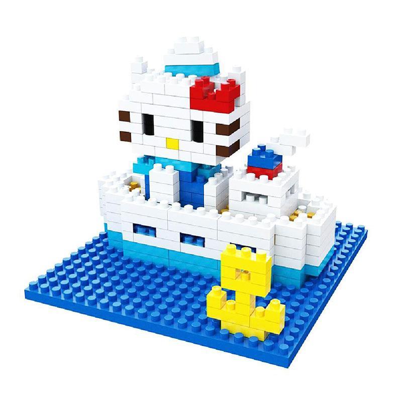 Weagle 2249 Hello Kitty Mini Blocks