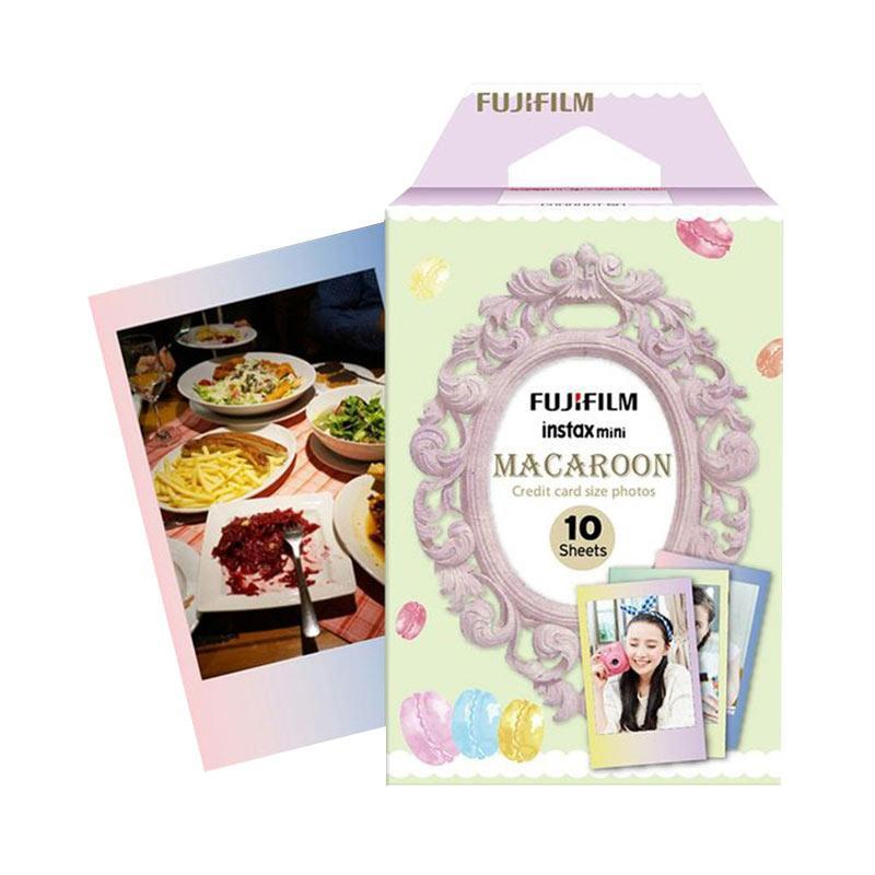 Fujifilm Instax Macaroon Mini Paper