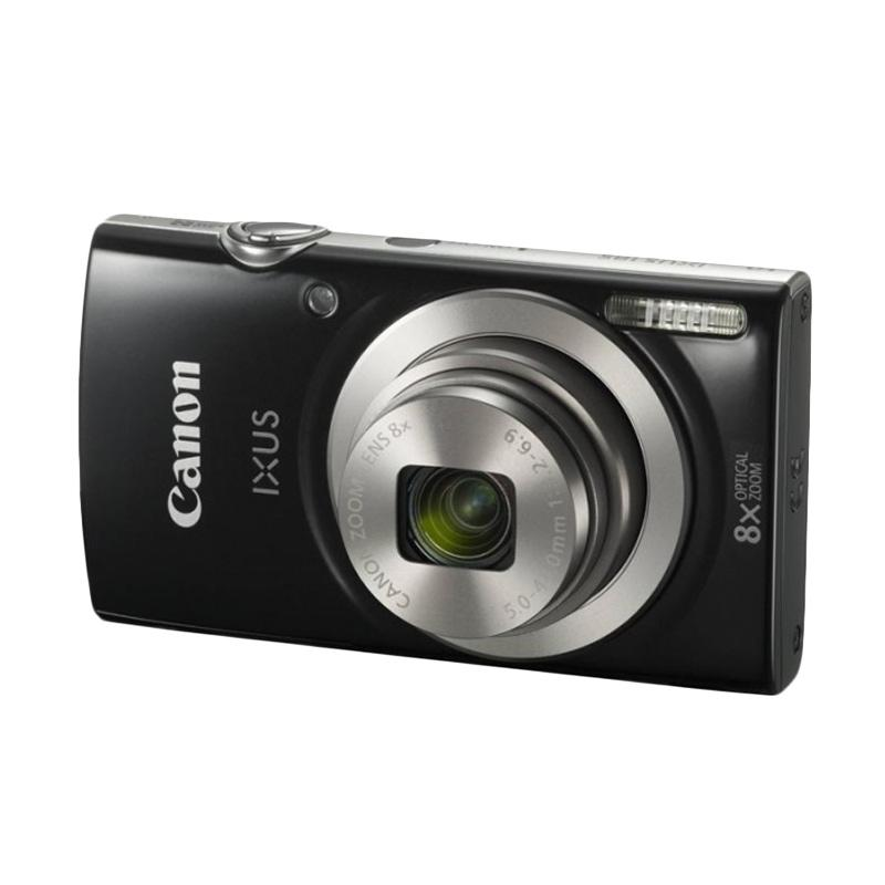 Canon Ixus185 Kamera Pocket - Black