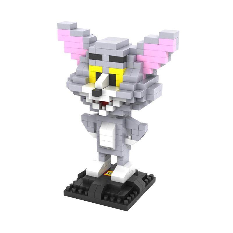 Loz Gift Large 9445 Mainan Blok & Puzzle