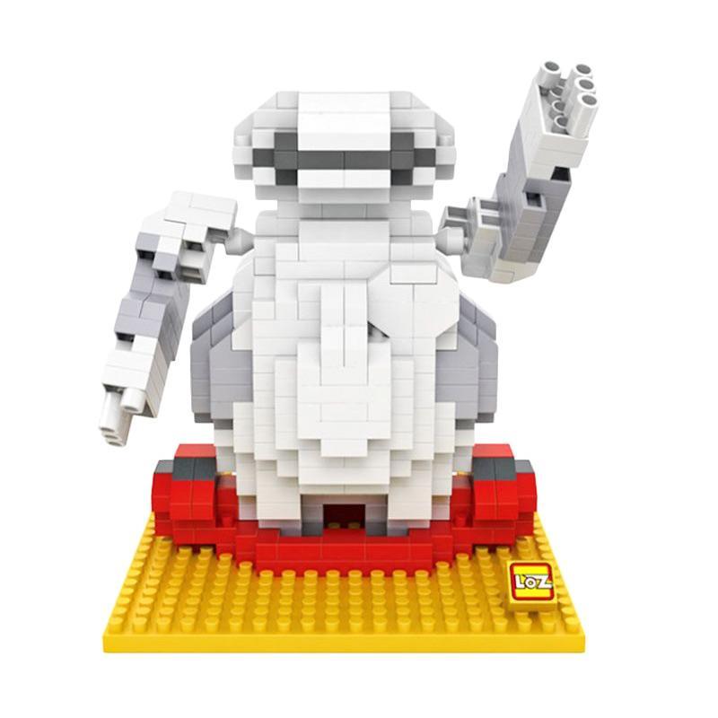 Loz Gift Xl 9601 Mainan Blok & Puzzle