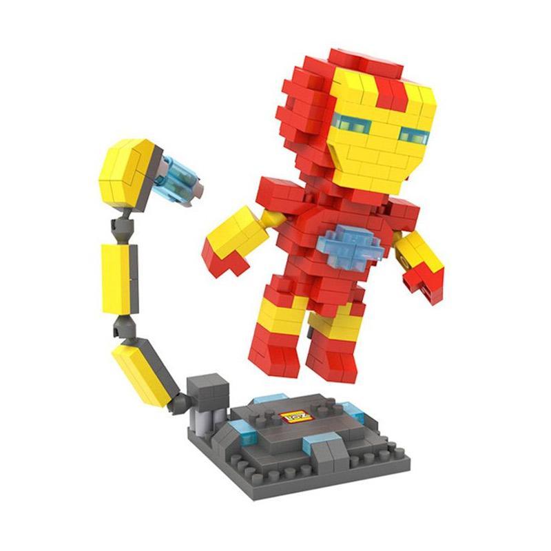 Loz Gift Large 9447 Mainan Blok & Puzzle
