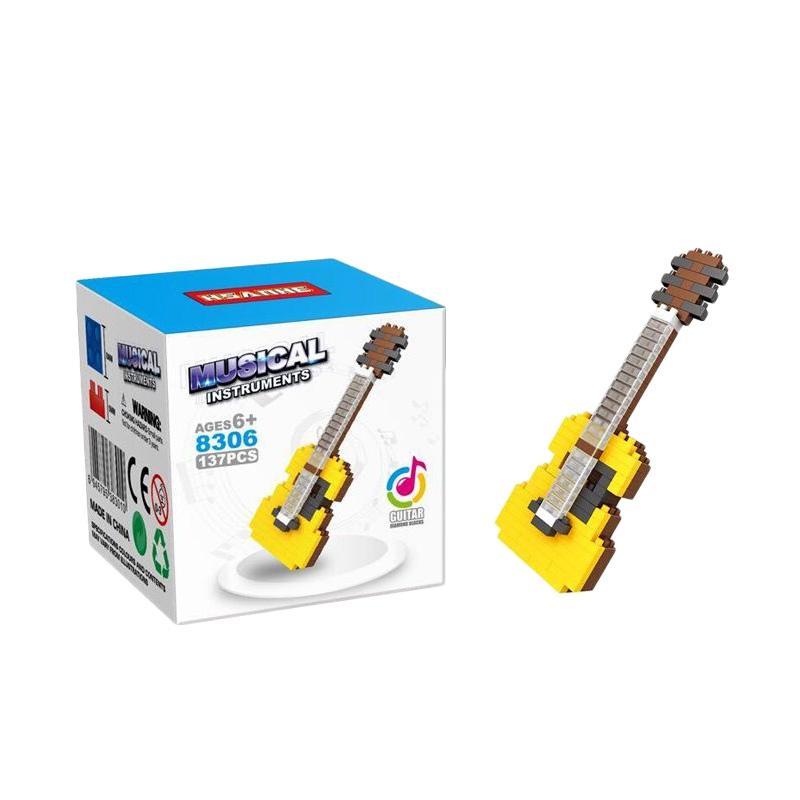 Hsanhe Guitar 8306 Mini Blocks