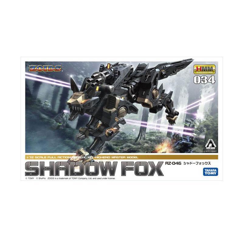 Takara Tomy Zoids HMM RZ-046 Shadow Fox Model Kit [1:72]