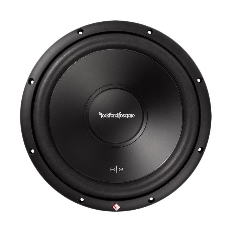 Rockford Fosgate R2 D4-12 Subwoofer Speaker Mobil [12 Inch]