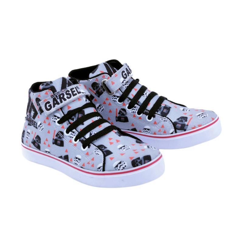 Garsel GJJ 9520 Sneakers Shoes Sepatu Anak Laki - Laki