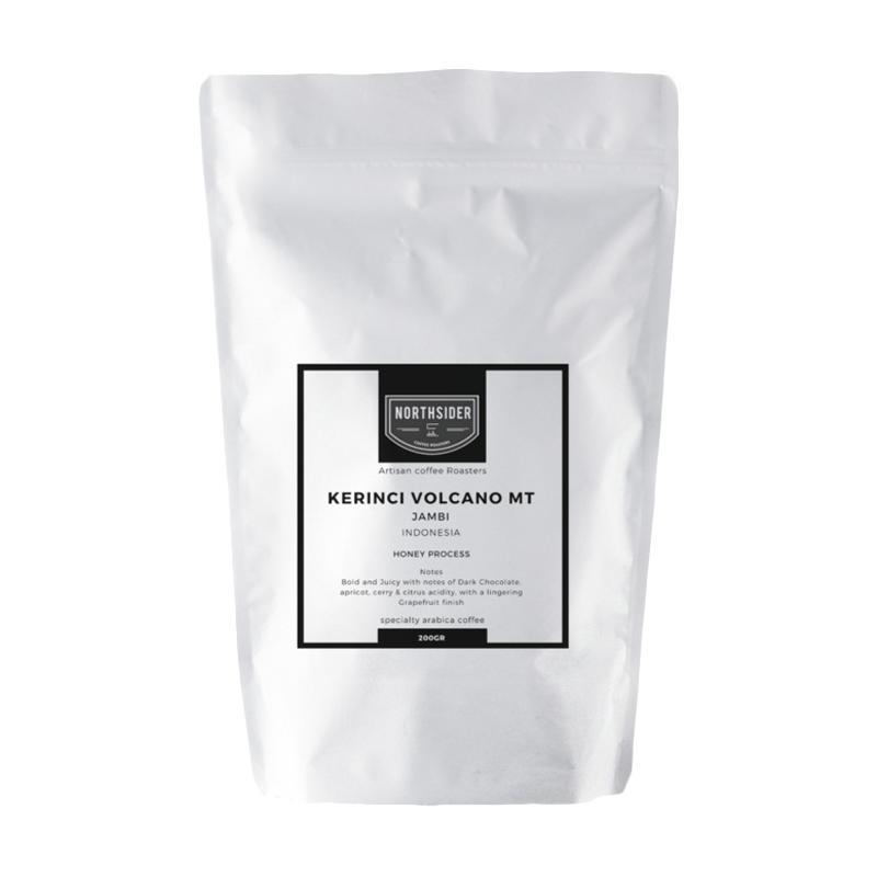 Northsider Kerinci Mountain Honey Specialty Coffee Kopi Arabika