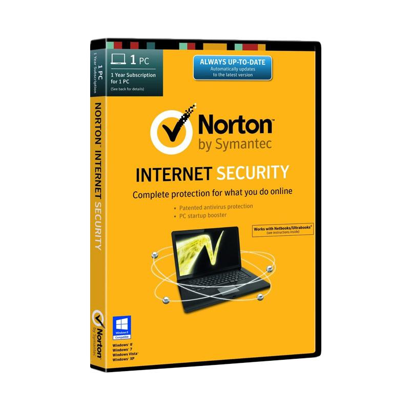 Jual Norton Internet Security Software 1 User Online November 2020 Blibli