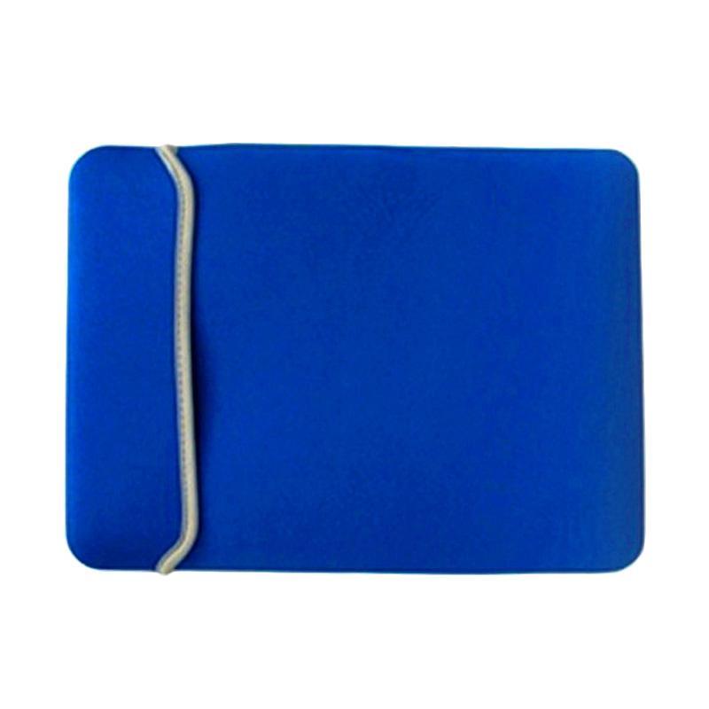 Cooltech Softcase Blue Reversible Neoprene Tas Laptop 14 Inch